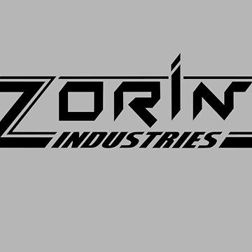 Zorin Industries (black) by saulrev1
