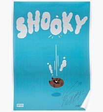 BT21 - SHOOKY (SIGNED VER.) Poster