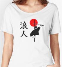Ronin - Masterless Samurai Women's Relaxed Fit T-Shirt