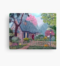 Essex House Cottage Canvas Print