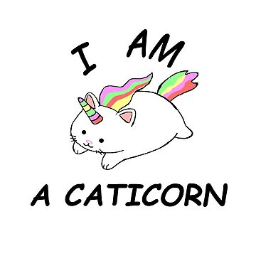 I'm a Caticorn by NoblePirates
