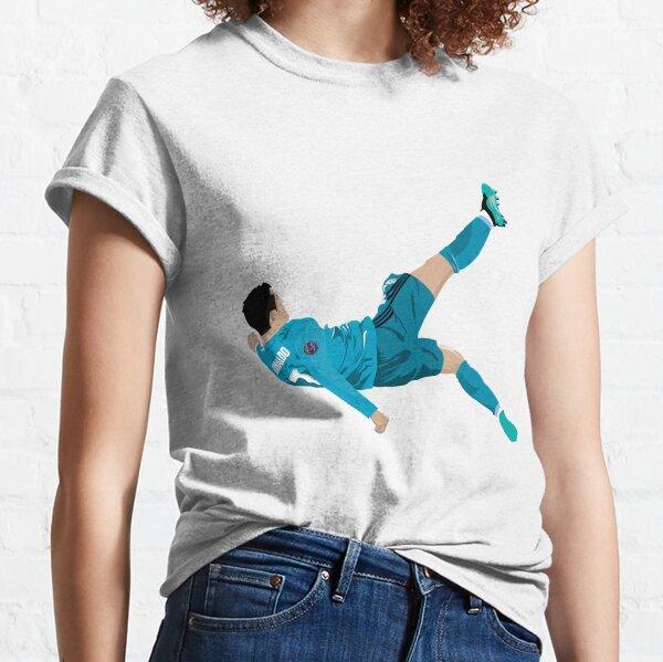 Cristiano Ronaldo Bicycle Kick Classic T-Shirt