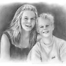 Aussie Kids by Simon Aberle