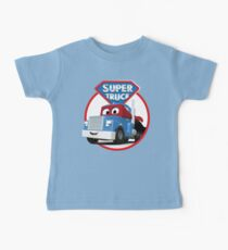 Camiseta para bebés Carl el Super Camión de Car City