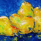 Four Plump Pears  by -KAT-