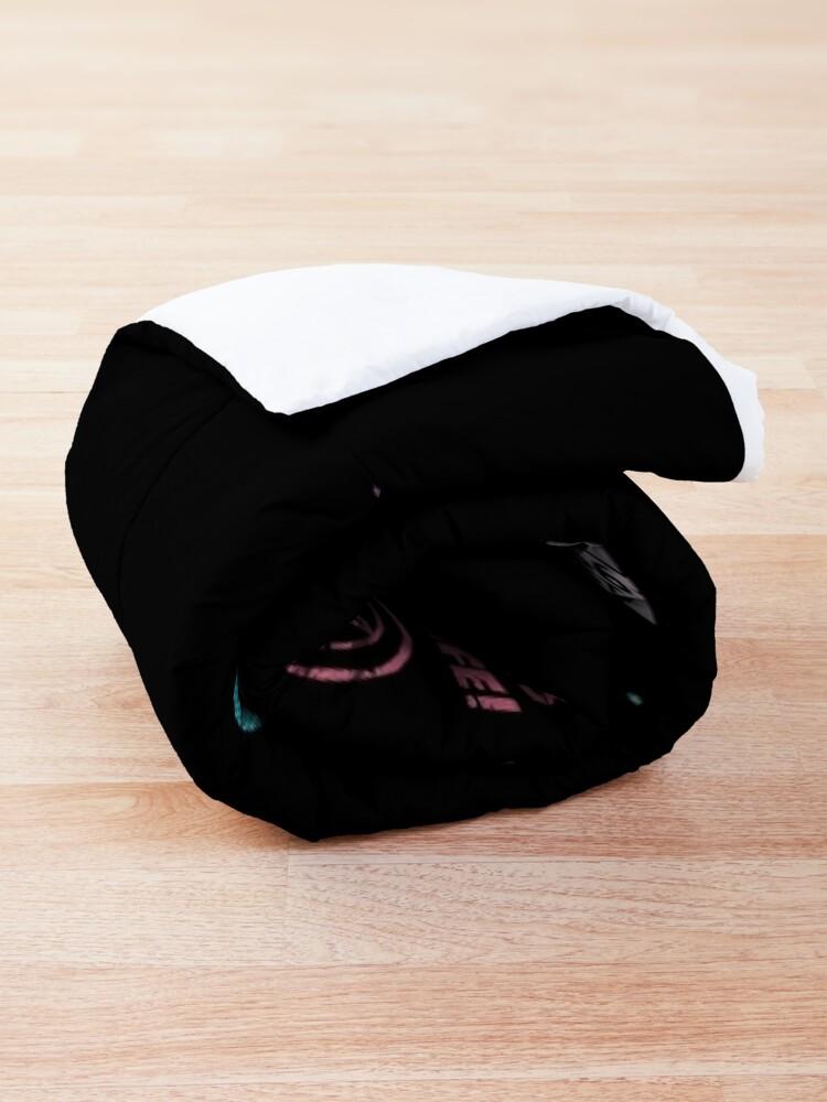 Alternate view of Nekomancer Comforter