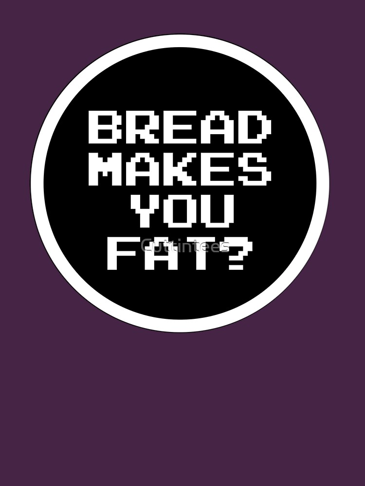 Bread Makes You Fat? Scott Pilgrim by Cuttintees