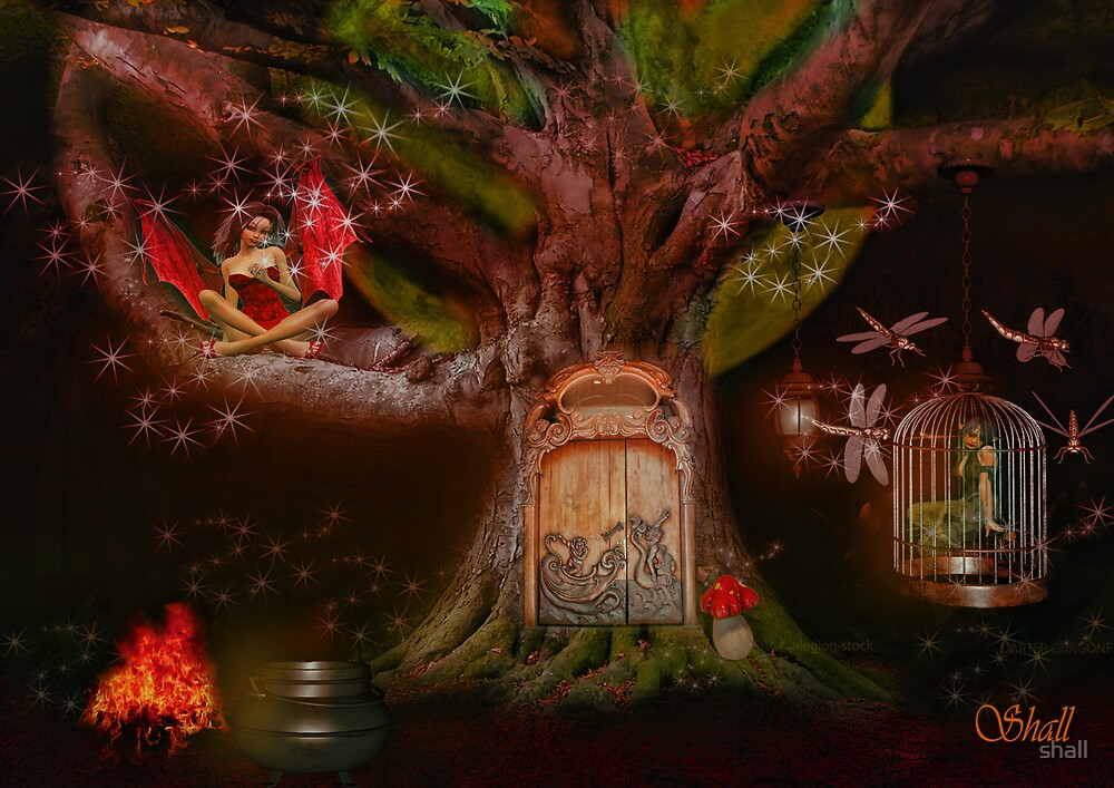 The Tree House by shall