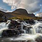 The Russell Burn. Applecross Hills. Bealach na Ba.  Wester Ross. Highlands of Scotland. by PhotosEcosse
