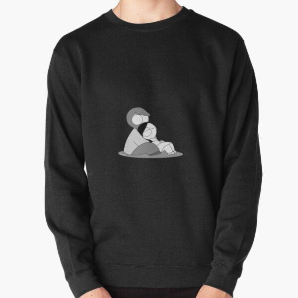 Easy To Be Happy Pullover Sweatshirt