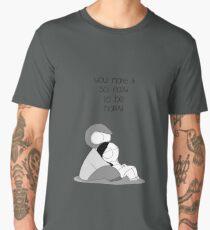 Facile d'être heureux T-shirt premium homme