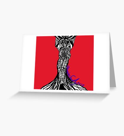 Woman Within2 Greeting Card