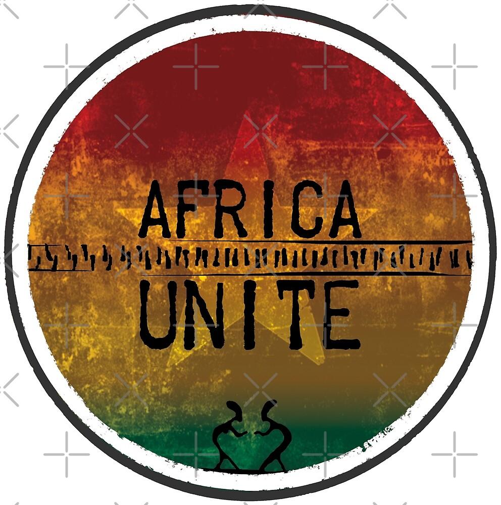 africa unite von Periartwork