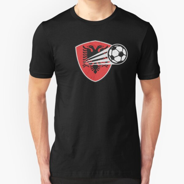Albania 90s Rugby Ball T-shirt