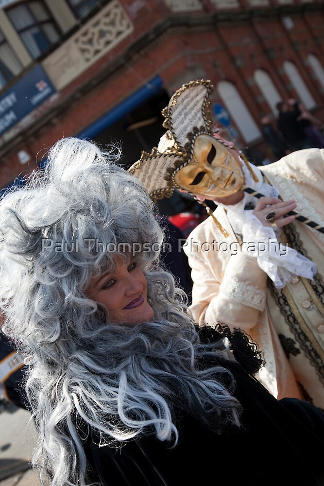 Whitby Goth Weekend 4 by Paul Thompson Photography