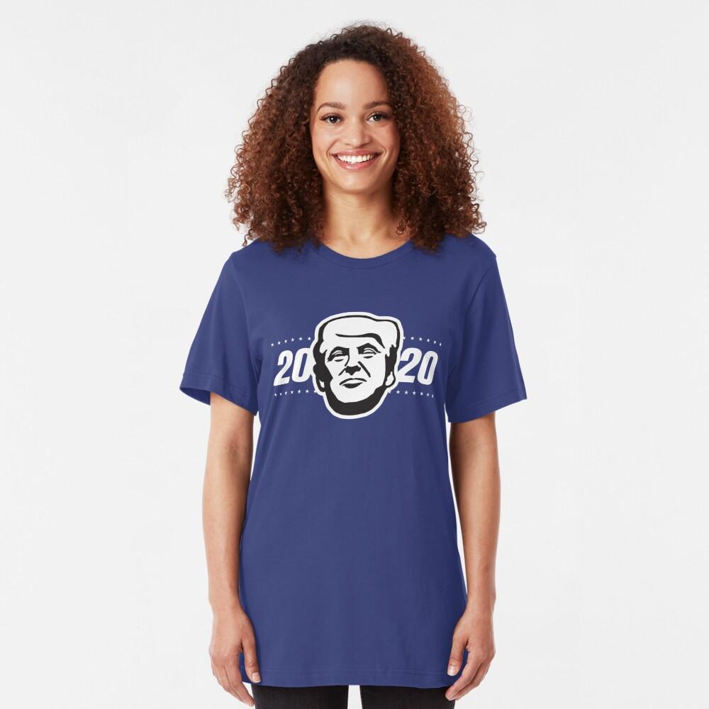 Pro Donald Trump 2020 Election Gear Slim Fit T-Shirt