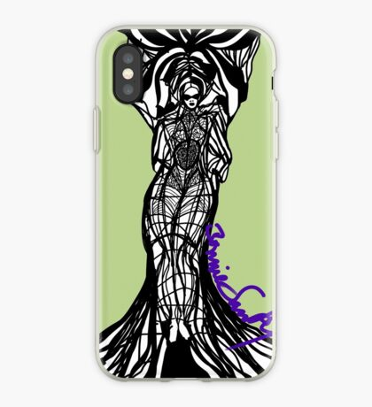 Woman Within3 iPhone Case