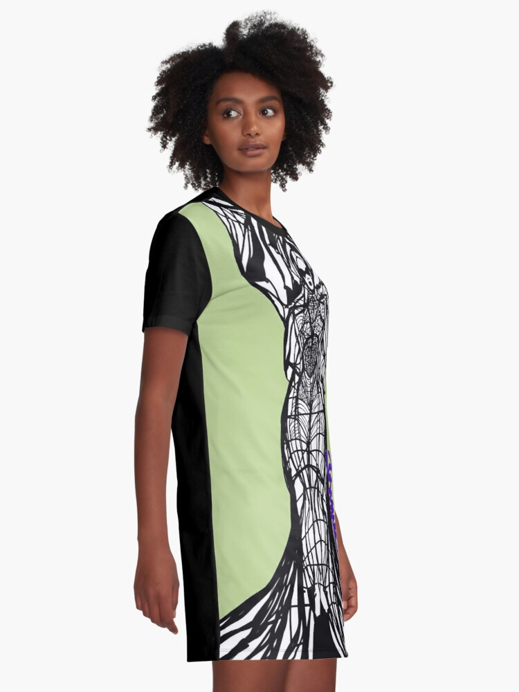 Alternate view of Woman Within3 Graphic T-Shirt Dress