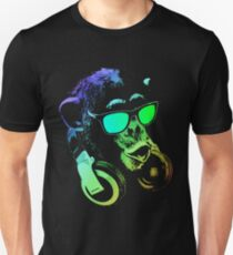Monkey DJ Unisex T-Shirt