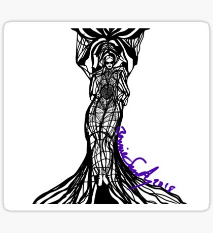 Woman Within1 Sticker