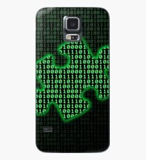 Piece of information Case/Skin for Samsung Galaxy