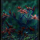 Abernathy's Garden by Rick Wollschleger