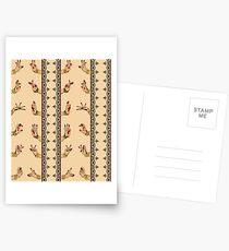 Many Mudras Postcards