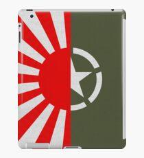 Rising Storm/Red Orchestra 2  U.S. Japanese Circle iPad Case/Skin