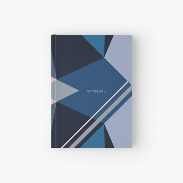 Minimalist geometry Hardcover Journal