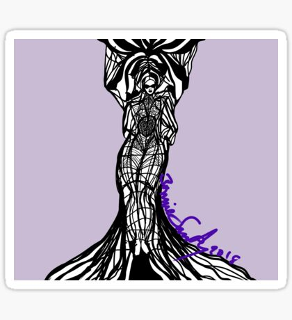 Woman Within4 Sticker