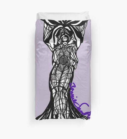 Woman Within4 Duvet Cover