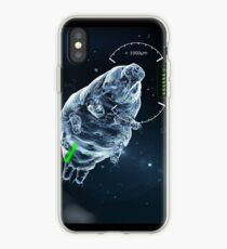 little Tardigrade -  big survivalist iPhone Case