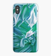 Into the green forest iPhone Case