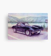 Route 66 Canvas Print