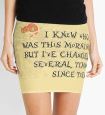 Changed Several Times Mini Skirt
