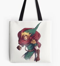 First Hero Link Portrait Tote Bag