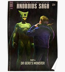 AS - Dr Gero's Monster Poster