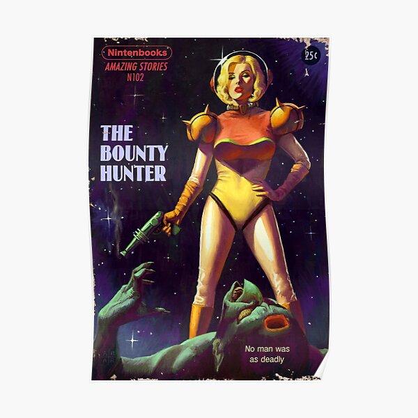 The Bounty Hunter Poster