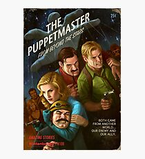 The Puppetmaster Photographic Print