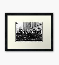 Solvay Conference 1927 Framed Print