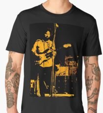 Jerry Garcia On Stage  c1971 Men's Premium T-Shirt