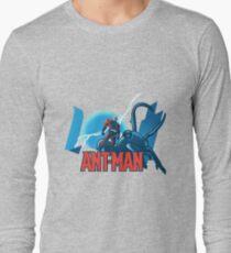 ANT-MAN / BAT-MAN MASHUP Long Sleeve T-Shirt