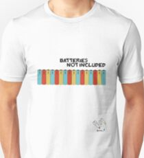 [ batteries not included ] T-Shirt