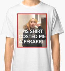 Lil Tay this costed me a ferarri Classic T-Shirt
