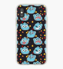 Gumball Pattern iPhone Case
