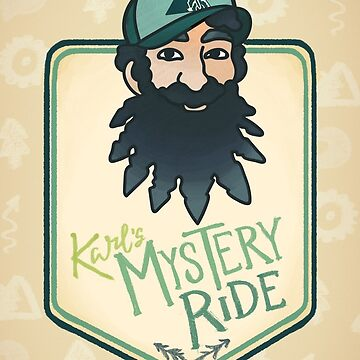 Karl's Mystery Logo by Latus