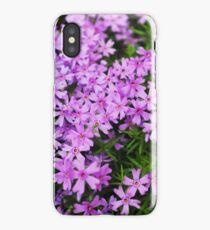 Fairy Foxglove Purple Flowers  iPhone Case