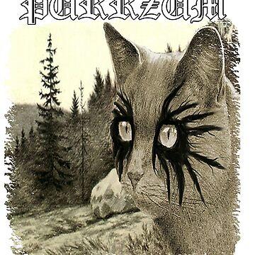 Purrzum - Felidae / Burzum - Filosofem  by ContraB
