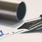 Fountain Pen by lynxpilot