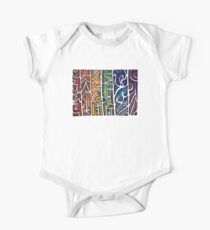 Tribal Rainbow Kids Clothes